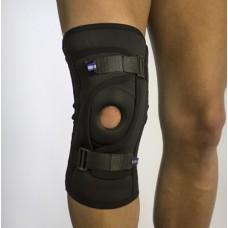 Бандаж для фіксації колінної чашечки неопреновий Алком 4038 розмір 1