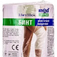 Бинт еластичний Med textile 3,5 м x 10 см (02x100x3,5)