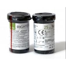 Тест-смужки для глюкометра Bionime ELSA GS 550 50шт