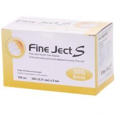 Інсулінові голки Fine Ject (Файн Джект) 8 мм