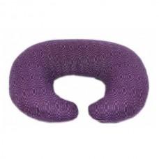 Подушка валик-підголівник з гречаного лушпиння