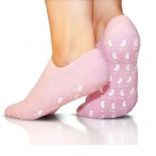 Зволожуючі гелеві шкарпетки