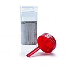Ємність (контейнер) для забору біоматеріалу (для калу) стерильна