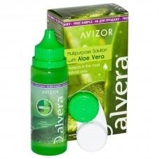 Багатофункціональний розчин Avizor Alvera S 60ml