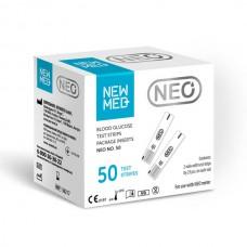 Тест-смужки NewMed NEO 50 шт.