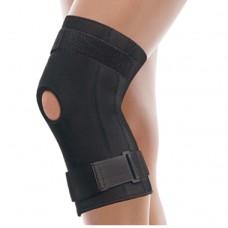 Бандаж для колінного суглоба з двома ребрами жорсткості Toros Group тип 511 розмір 4