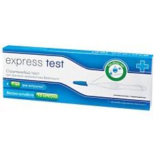 Тест Express test струменевий для ранньої діагностики вагітності
