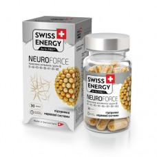 Вітаміни в капсулах Swiss Energy Neuroforce №30