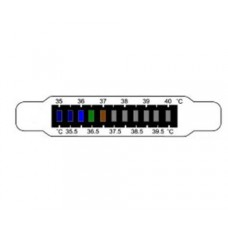 Термометр рідко-кристалічний FeverCare TN-27